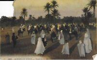 Ephemera Algeria Scenes et Types - Fantasia 1914