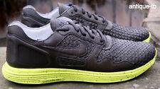 Nike Lunar Flow Woven Leather TZ Men's 12 New Sable Green 2012 DS LE Lunarlon