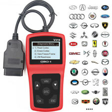 Car Scanner EOBD OBD2 Diagnostic Engine Fault Code Reader Automotive Tool