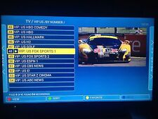 7 Days IPTV Trial Subscription ~ Mag 254/250 Smart TV Arabic/UK/US/Europe/Asia