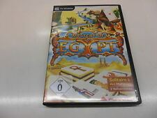 PC  Mystery of Egypt