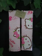 Seat belt covers for car-Hello Kitty