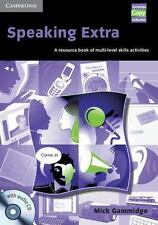 Speaking Extra Book and Audio CD Pack: A Resource Book of Multi-level Skills Act