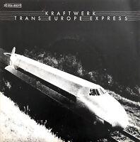 "Kraftwerk 7"" Trans Europe Express - France (VG+/EX)"