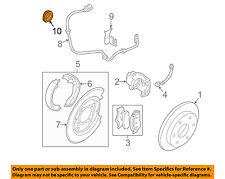 NISSAN OEM 05-15 Frontier Anti-lock Brakes-Rear Sensor Ring 47950EA010