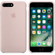 Ultra-Thin Original Genuine Silicone Leather Case Cover For iPhone 6 6s 7 8 Plus