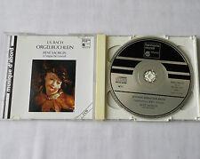 Rene SAORGIN / BACH Orgelbuchlein BWV 599-644 GERMANY 2CD HMA 1901215.16 (1997)