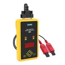 Automotive Fuel Injector Tester 12v Car Injector Cleaner Pulse Pressure Tester