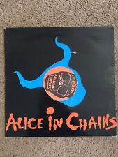 "Alice In Chains Them Bones 12"" Rare Numbered Ltd Edition Blue Vinyl Four Tracks"