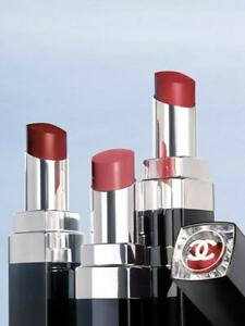 Chanel Rouge Coco Bloom #Your Choice# Hydrating Plumping Intense Shine Lip Color
