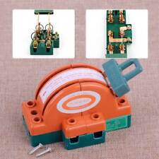 32A 220V/380V 2 Pole Double Throw DPDT Knife Change Safety Disconnect Switch New
