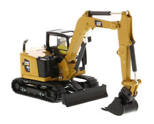DM 85596 1/50 Caterpillar 308 CR Next Generation Mini Hydraulic Excavator Truck