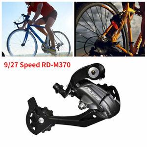 MTB Fahrrad Schaltwerk Für Shimano Altus RD-M370 schwarz 9 fach Geschwindigkeit