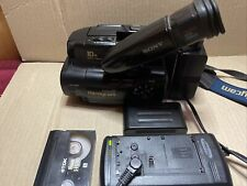 VINTAGE SONY CCD-TR353E ANALOGUE CAMCORDER 8mm Video 8 Playback