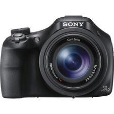DSC-HX400/B 50x Optical Zoom 4K Stills Digital Camera - OPEN BOX