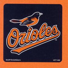 10 Baltimore Orioles Logo - Large Stickers - Major League Baseball