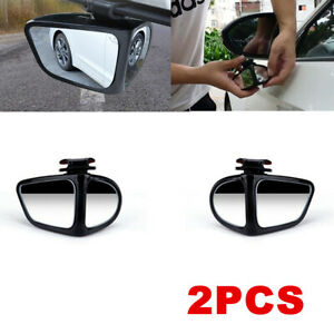 360° Rear-view Blind Spot Convex Wide Angle Mirrors Rear View Parking Mirror