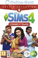 Les Sims 4 Chiens et Chats - Téléchargement PC MAC - Code EA Origin - FR