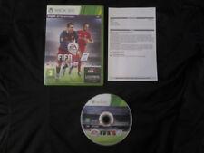 XBOX 360 : FIFA 16 - Completo ! Versione PAL Uk in inglese! Ache per Kinect !