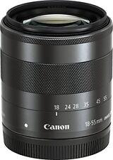 Canon Standard Zumurenzu Ef-M18-55Mm F3.5-5.6Is Stm Miralles Single-Lens