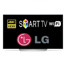 "LG OLED65C7V 65"" Smart LED TV Ultra HD 4K HDR Freeview HD Wi-Fi HDMI webOS"