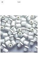 8 pack 5mm 3/16 inch White hole plugs window frames furniture 2-5mm-100-P