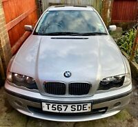 BMW 318iSE E46 1.9 Petrol Manual Restoration Project