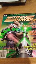 Doom 64 Nintendo Power Video Game Magazine Nintendo 64 Blast Corps