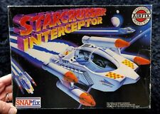 GERRY ANDERSON STARCRUISER INTERCEPTOR  AIRFIX THUNDERBIRDS SPACE 1999 UFO