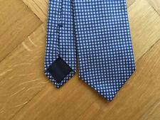 HUGO BOSS Herren Krawatte hellblau 100% Seide - TOP!