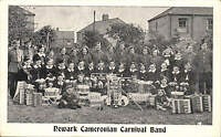 Newark Cameronian Carnival Band.