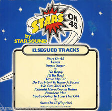 "STARSOUND - Stars On 45 (UK 2 Tk 1981 7"" Single PS)"