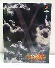 Grandia Xtreme LIMITED EDITION PS2 JAP NEW