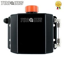 Torques 1 Litre Capacity AN-8 (-8AN) Oil Breather Catch Tank Can Anodized Black