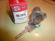 Standard US-107L Ignition Switch Buick Olds Chevy Jeep GMC w/Keyes NOS Vintage