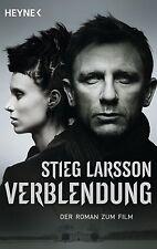 Verblendung  Das Buch zum Film Stieg Larsson Thriller Taschenbuch ++Ungelesen++