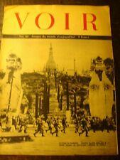 Revue photos - VOIR - Journal de Guerre - N° 30 - Victoire en Birmanie