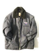 Vintage Pepsi Windbreaker Jacket RARE - Size L- Blue Actual Employe Jacket