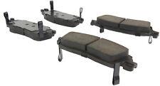 Posi-Quiet Ceramic Disc Brake Pad w/Shims & Hardware-Preferred fits 2007-2007 Sa
