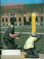 1977 American Rifleman Magazine: Jim Collins Retains Police Title Revolver Comp