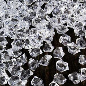 12 oz bag of Acrylic Ice Vase Filler - Clear #GU8970CL (NWT)