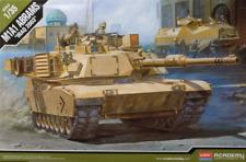 Academy 1:35 M1A1 Abrams Iraq 2003 Plastic Model Kit - 13202