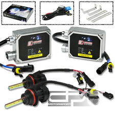 3000K Yellow Hid Xenon Conversion+9007 Bulbs High+Low Beams/Light+Thick Ballast(Fits: Neon)