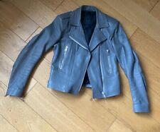 Belstaff leather great women jacket size 40