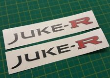 Nissan Juke Nismo R Sticker Autocollants Graphique Côté de la Jupe