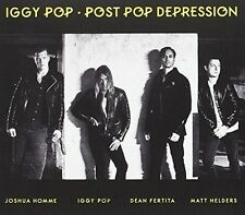 IGGY POP - POST POP DEPRESSION: CD ALBUM (2016)