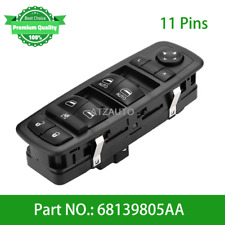 Door Power Window Switch For Dodge Journey Charger Chrysler 300 68139805Aa (Fits: Chrysler)