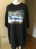 Blue Angels U A Navy Graphic T Shirt Black Short Sleeve In Perfect Condition