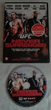 NEVER SURRENDER dvd NEDERLANDSE ONDERTITELS UFC actie English spoken action Penn