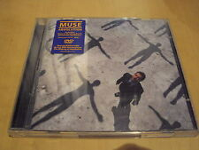 MUSE ABSOLUTION CD+DVD 1st PRESS, MISS-PRINTED, LIMITED EDITION, FULLY STICKERED